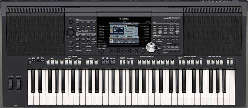 <label itemprop='name'>Yamaha PSR-S950 - Orga Electronica</label>, fig. 1
