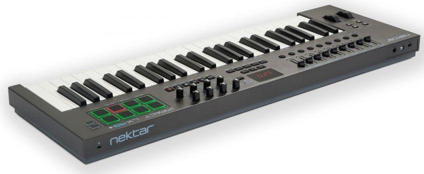 Claviatura MIDI Nektar Impact LX49+ 9