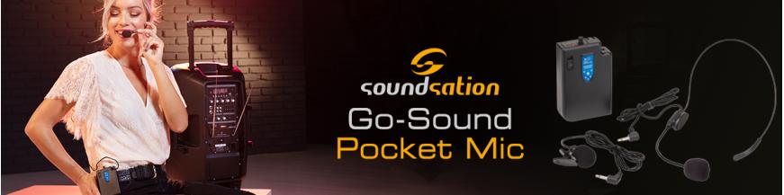 Go-Sound Pocket Mic, noul transmițător de buzunar