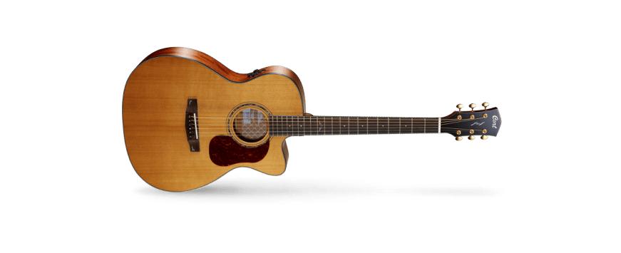 NAMM 2019: Cort anunta 3 noi modele de chitara pentru seria Gold