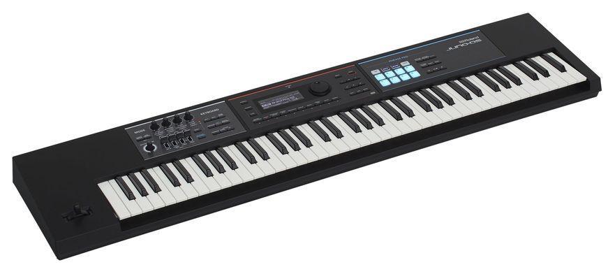 Roland a lansat sintetizatorul JUNO DS-76