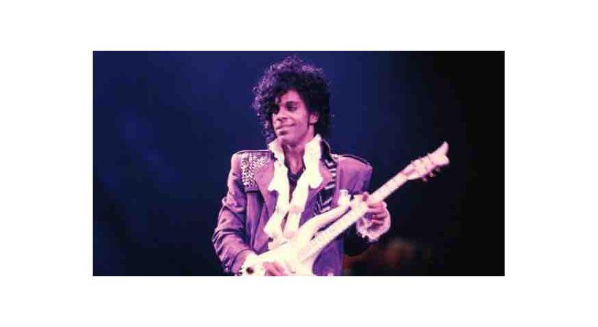 Chitara lui Prince - disponibila acum de la Schecter - Music and More