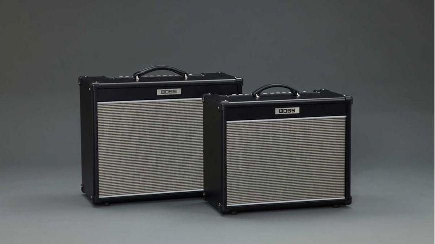 BOSS anunta lansarea noilor modele de amplificatore penrtu chitara electrica NEXTONE