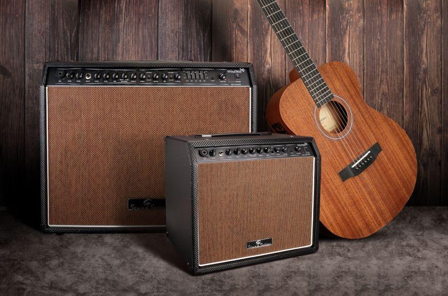 WINDMILL - Noua serie de amplificatoare de chitara acustica
