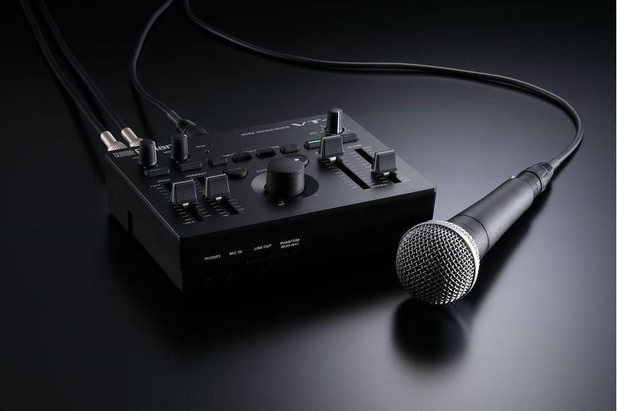 Roland VT 4 - Procesor de voce, Vocoder, Harmonist