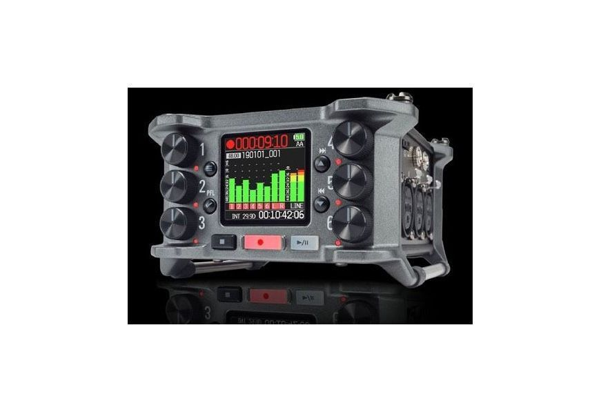 Zoom a lansat MultiTrack Field Recorder F6 - Music and More