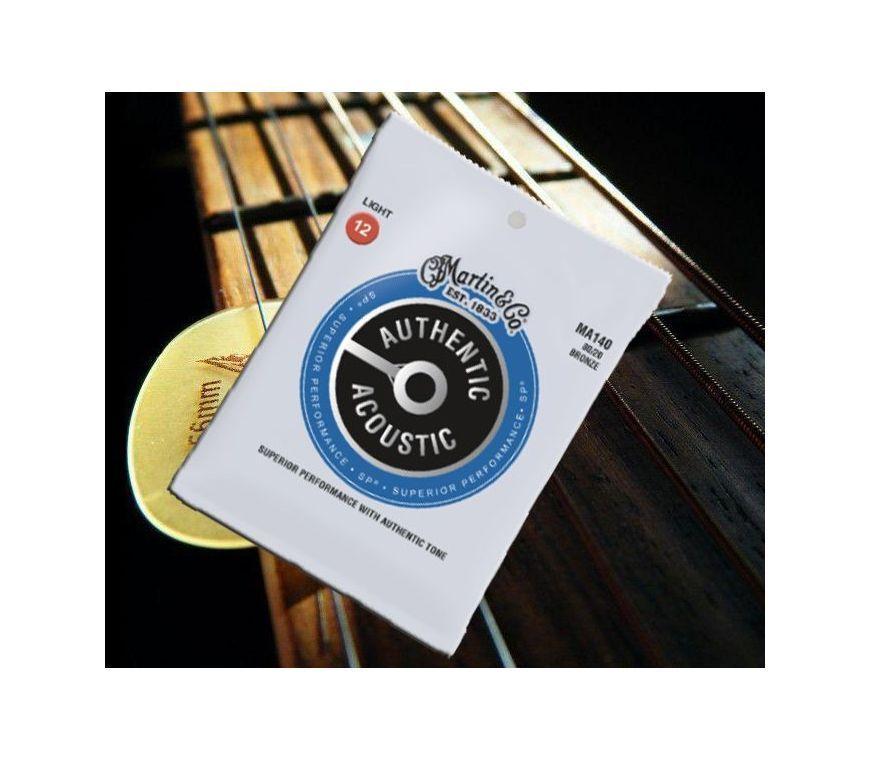 Martin Guitars a lansat game noi de corzi